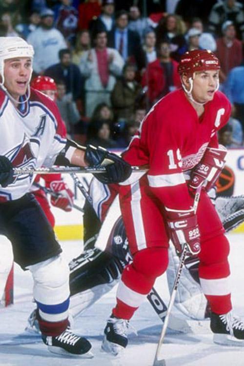 1999 Detroit Red Wings season