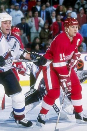 1998-99 Detroit Red Wings Season