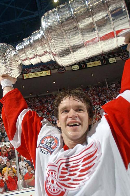2002 Detroit Red Wings season