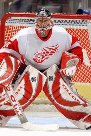 2002-03 Detroit Red Wings Season