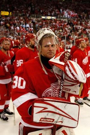 2008-09 Detroit Red Wings Season