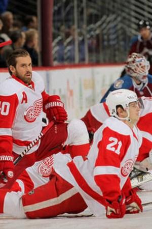 2010-11 Detroit Red Wings Season