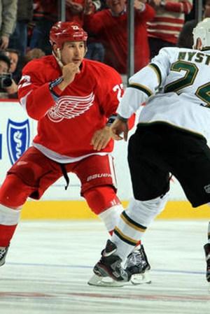2012-13 Detroit Red Wings Season
