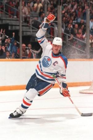 1986 Edmonton Oilers Season