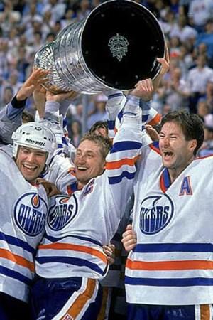 1988 Edmonton Oilers Season