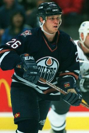 1997 Edmonton Oilers Season