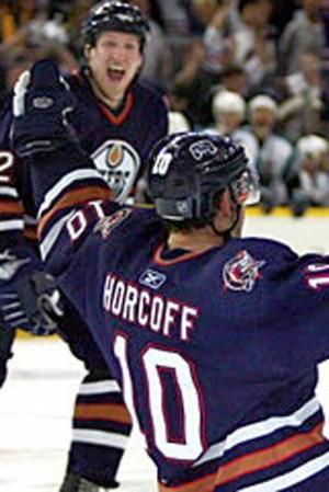 2002 Edmonton Oilers Season