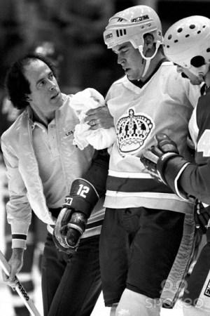 1982 Los Angeles Kings Season