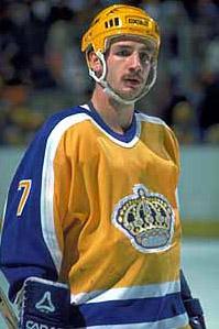 1985 Los Angeles Kings Season