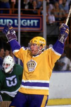 1986 Los Angeles Kings Season