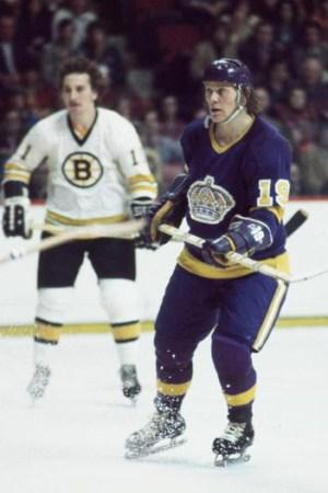 1987 Los Angeles Kings Season