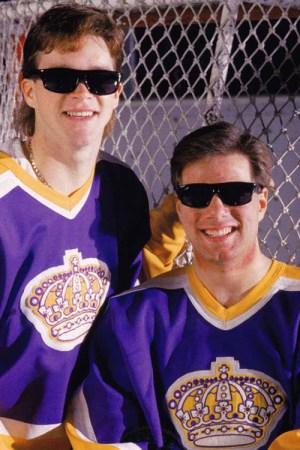 1988 Los Angeles Kings Season