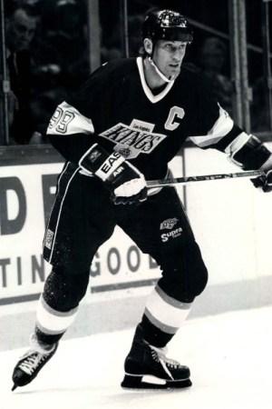 1990 Los Angeles Kings Season