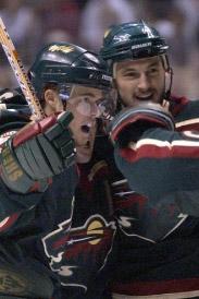 2002-03 Minnesota Wild Season