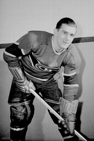 1944-45 Montreal Canadiens Season