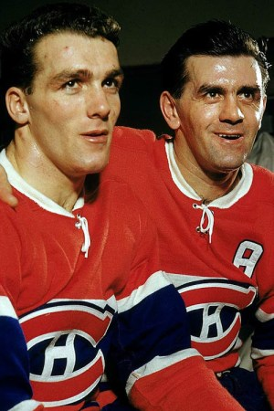 1954-55 Montreal Canadiens Season