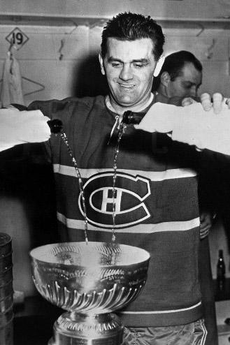 1957 Montreal Canadiens season