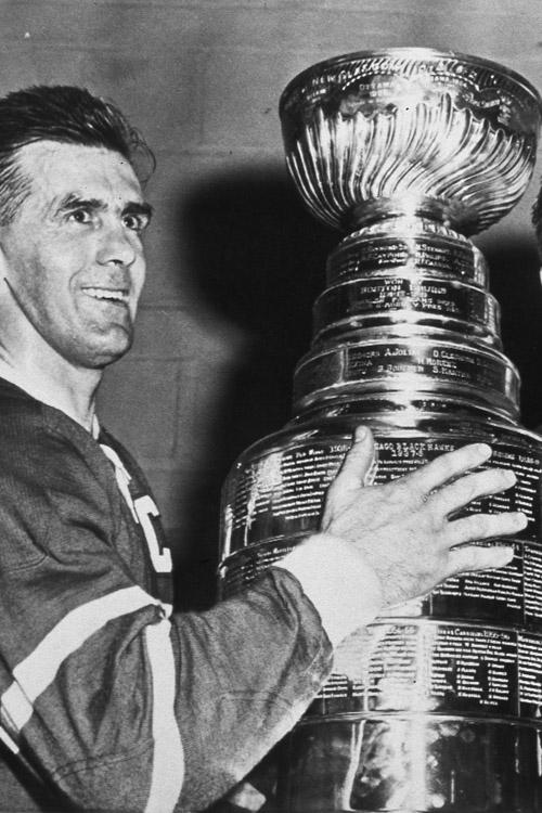 1958 Montreal Canadiens season