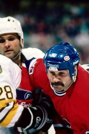 1986-87 Montreal Canadiens Season