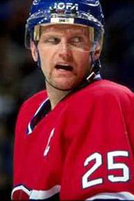 1996-97 Montreal Canadiens Season