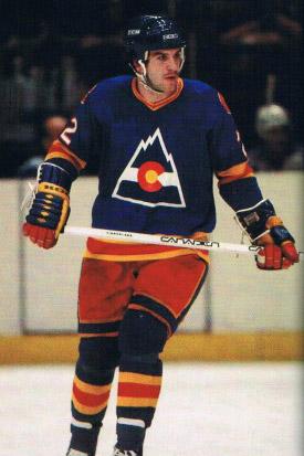 1981-82 Colorado Rockies Season