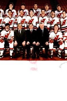 1984 New Jersey Devils Season