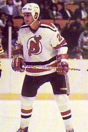 1984-85 New Jersey Devils Season