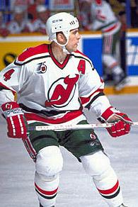 1991-92 New Jersey Devils Season