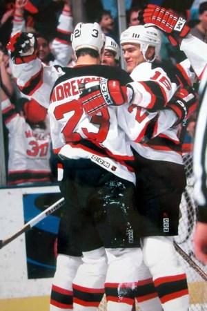 1996 New Jersey Devils Season