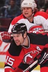 1997 New Jersey Devils Season