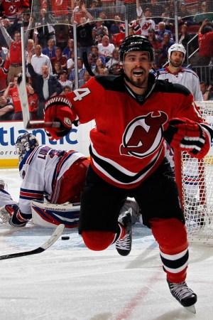 2012 New Jersey Devils Season