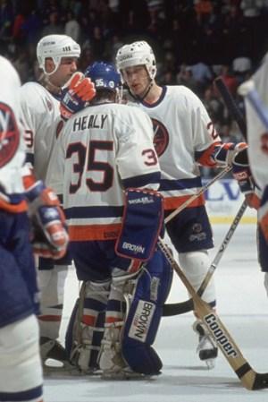 1992-93 New York Islanders Season