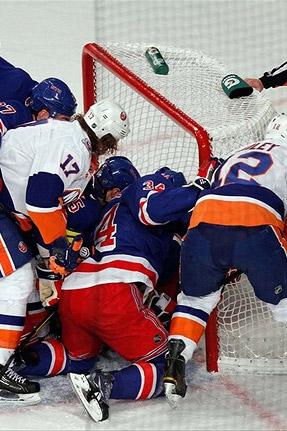 1993-94 New York Islanders Season