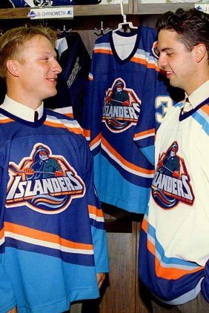 1994-95 New York Islanders Season