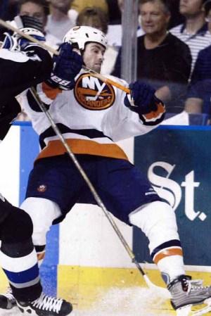 2002-03 New York Islanders Season
