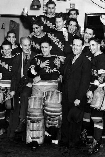 1940 New York Rangers season