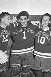 1944 New York Rangers season