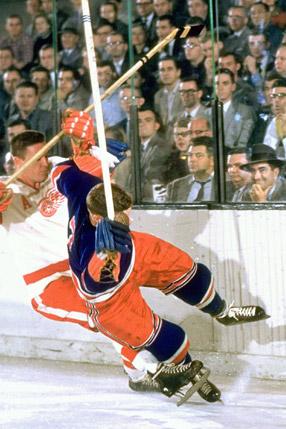 1957 New York Rangers Season