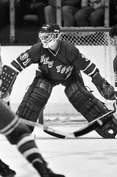 1982 New York Rangers season