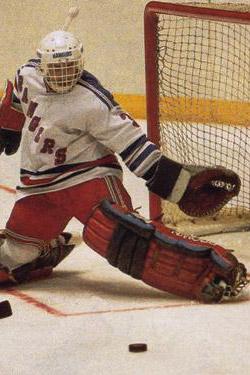1986 New York Rangers Season