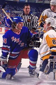 1987 New York Rangers Season