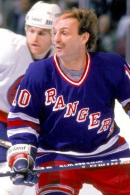 1988 New York Rangers Season