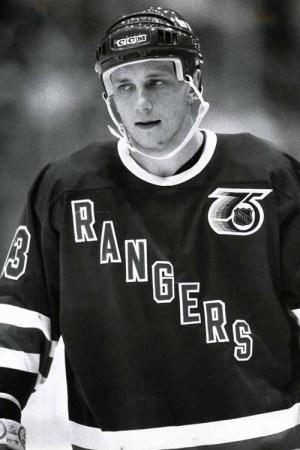 1992 New York Rangers Season