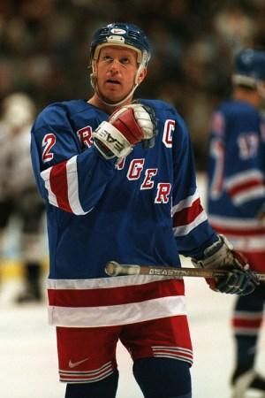 2000 New York Rangers Season