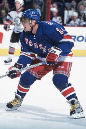 2001 New York Rangers Season