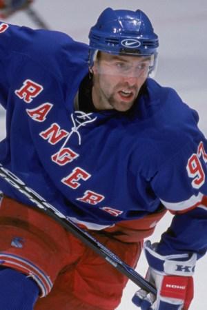 2002 New York Rangers Season