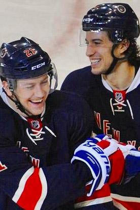 2008 New York Rangers season