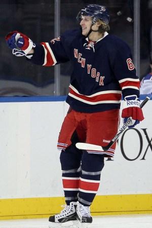 2013 New York Rangers Season