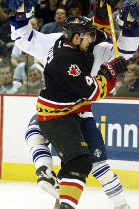 1996 Ottawa Senators Season
