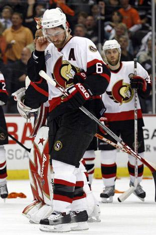 2007 Ottawa Senators season